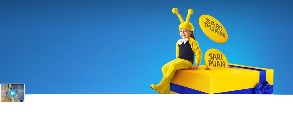 Sarı Kutu. Turkcell'li olduğunuz her gün Sarı Kutu'da puanlarınız birikir.