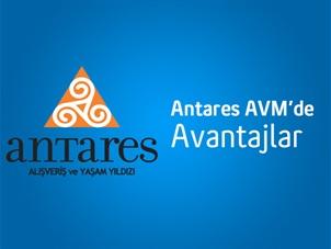 Turkcell'liler Antares AVM'de Avantajlı!