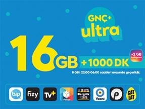 GNÇ+ Ultra Kampanyası