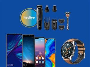 Seçili Huawei Ürünlerinde Braun Bakım Kiti Hediye