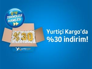 Turkcell Kurumsal Müşterileri Yurtiçi Kargo'da da Kazançlı