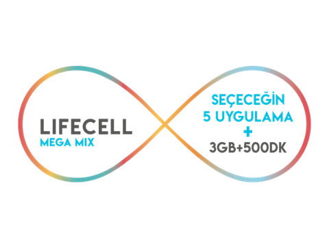 Lifecell Mega Mix Paketi