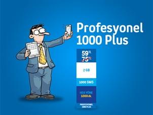 Profesyonel 1000 Plus Kampanyası