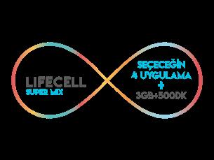 Satın Al Lifecell Süper Mix Kampanyası