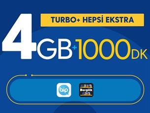 Satın Al Turbo+ Hepsi Ekstra Kampanyası