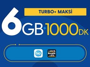 Turbo+ Maksi Kampanyası