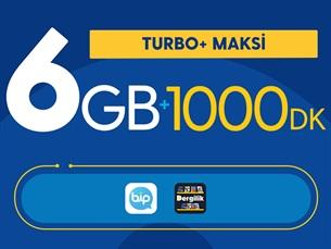 Satın Al Turbo+ Maksi Kampanyası