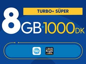 Turbo+ Süper Kampanyası