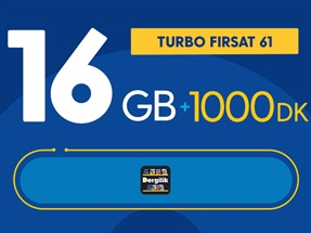 Turbo Fırsat 61 Kampanyası