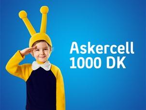 Askercell 1000 dk