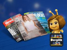 Dergilik Yabancı Dergi Paketi