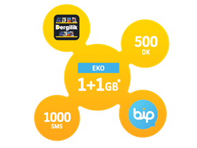 Eko 1 GB Paketi