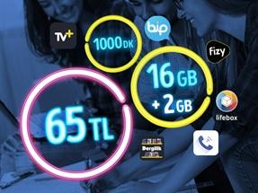 GNÇ 16 GB – Faturalı'ya Geçiş