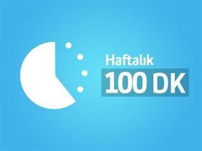 Haftalık 100 Dakika