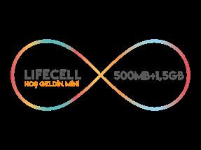 Lifecell Hoş Geldin Mini