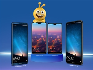 Huawei 4 Taksit Bizden Akıllı Cihaz Kampanyası