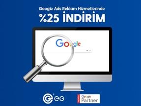 Turkcell'li İşletmelere EG Bilişim'den Google ADS Reklam Yönetim Hizmetinde %30'a Varan İndirim