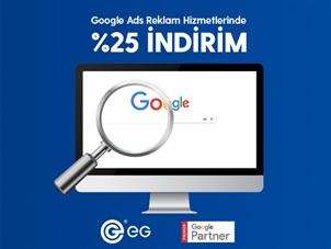 Turkcell'li İşletmelere %25 İndirimli Google AdWords Reklam Paketi Hizmeti