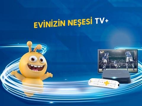 Evinizin Neşesi TV+ Kampanyası