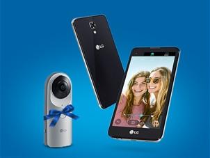 LG ile 360 Çekimlere Hazır mısınız?