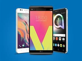LG HTC ve Alcatel Kurumsal Akıllı Telefon Kampanyası
