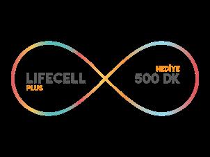 Lifecell Hediye 500 dk