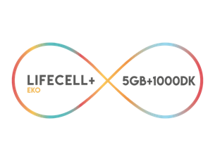 Satın Al Lifecell+ Eko Kampanyası