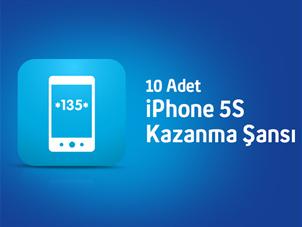 Ödemeli Ara iPhone 5S Kampanyası