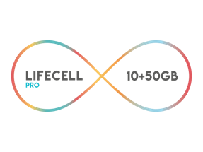 Lifecell Pro 10GB