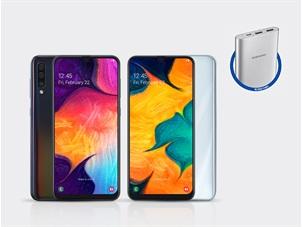 Samsung Taşınabilir Şarj Aleti Hediye Kampanyası