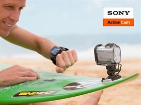 Sony FDR-X1000V Aksiyon Kamera Ön Satış Kampanyası