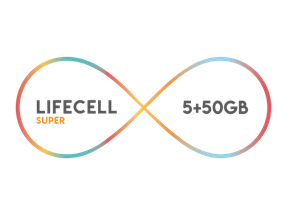 Lifecell Super 5GB