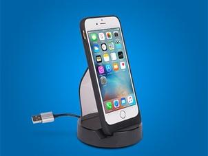 iPhone Alanlara Şarjlı Kılıf ve Stand Bizden
