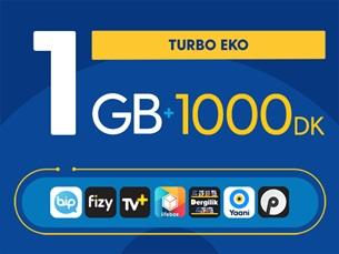 Satın Al Turbo Eko Kampanyası