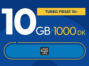 Turbo Fırsat 10+ Kampanyası
