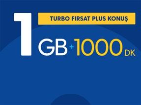 Turbo Fırsat Plus Konuş Kampanyası