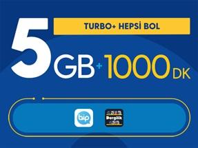 Turbo+ Hepsi Bol Kampanyası