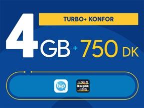 Turbo+ Konfor Kampanyası