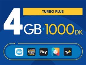 Turbo Plus Kampanyası
