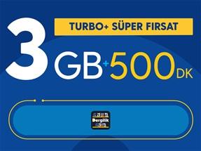 Turbo+ Süper Fırsat