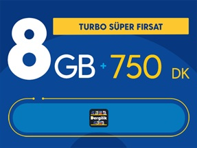 Turbo Süper Fırsat Kampanyası