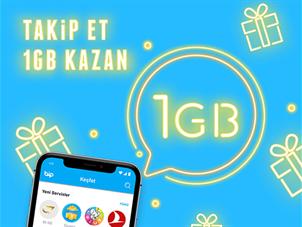 Turkcell Online Mağaza Hediye İnternet Kampanyası