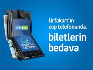 Turkcell Cüzdan Urfakart Kampanyası