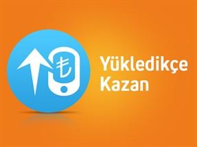 Yeni İnternetli Yükle Kazan Kampanyası