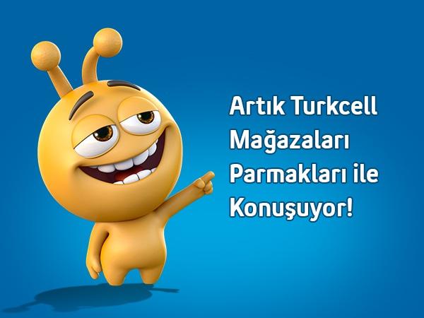 Turkcell'in Parmakları Konuşuyor