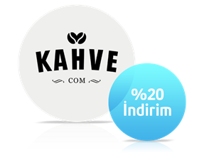 Kahve.com İndirim Kampanyası