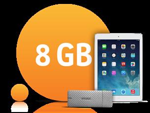 Satın Al 8 GB İnternet Paketi