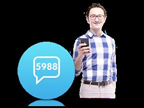 5988 İnteraktif Servisi