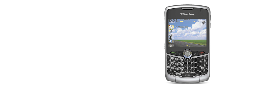BlackBerry 8320 Yardım