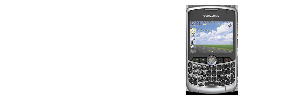 BlackBerry 8320 Yardım